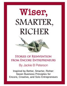 Wiser Smarter Richer by Jackie B Peterson